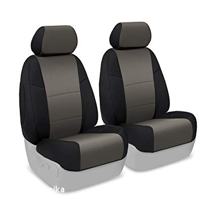 Coverking Car Covers Amazon Amazon Coverking Custom Fit Front 50 50 Bucket Seat Cover for