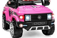 Power Wheel Cars with Remote Control Amazon Best Choice Products 12v Kids Rc Remote Control Truck