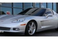 Cheap Corvettes for Sale Used Chevrolet Corvette for Sale In Indianapolis In