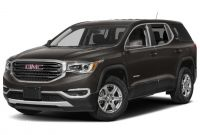 Gmc Acadia 2017 Lease 2018 Gmc Acadia Rebates and Incentives
