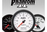 Installing aftermarket Auto Gauges Autometer Gauges Quality Accuracy Built In the Usa