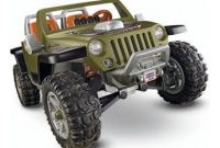 Power Wheels Jeep 2 Seater Power Wheels Ultimate Terrain Traction Jeep Hurricane by Fisher