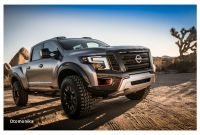 2017 Nissan Titan Warrior Price In India Nissan Titan Warrior Concept Makes World Debut at the 2016 north